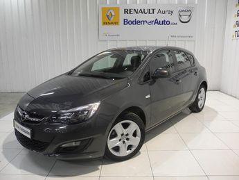 Voir détails -Opel Astra 1.7 CDTI 110 ch FAP Edition à Auray (56)
