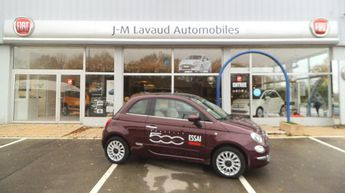 Voir détails -Fiat 500 Lounge à Saint-Nicolas-de-Redon (44)