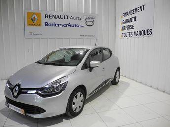 Voir détails -Renault Clio IV dCi 75 eco2 Expression à Auray (56)