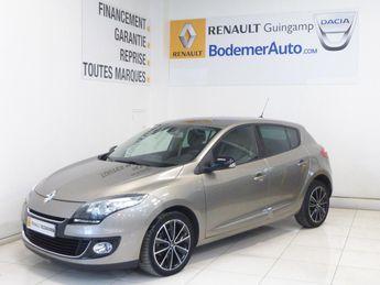 Voir détails -Renault Megane III dCi 130 FAP Energy eco2 Bose à Ploumagoar (22)