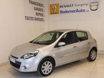 Voir détails -Renault Clio III dCi 75 eco2 Expression Clim Euro 5 à Ploumagoar (22)