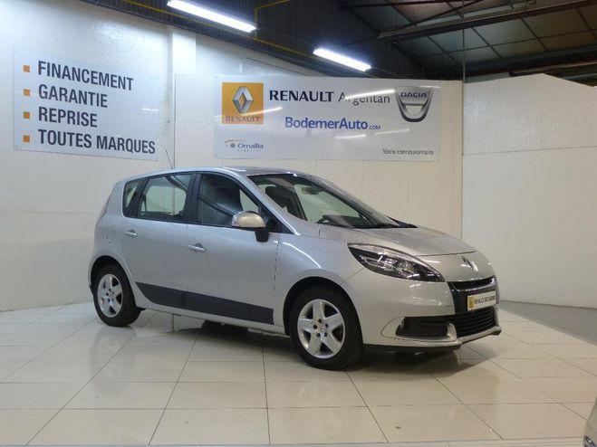 Renault Scenic III dCi 110 FAP eco2 Business Euro 5 EDC GRIS PLATINE de 2012