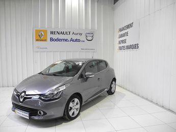 Voir détails -Renault Clio IV dCi 90 eco2 Intens EDC à Auray (56)