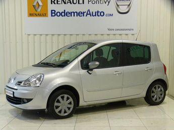 Voir détails -Renault Modus 1.6 16V 110 Exception Euro 5 A à Pontivy (56)