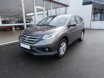Voir détails -Honda CRV 1.6L Elégance à Brest (29)