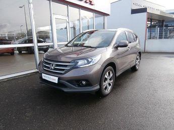 Voir détails -Honda CRV Exclusive Navi à Brest (29)