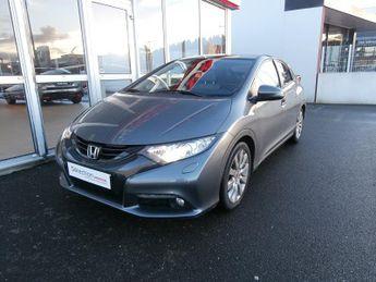 Voir détails -Honda Civic 2.2L Exclusive Navi à Brest (29)