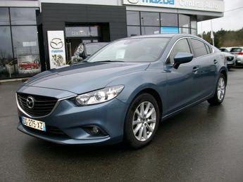 Voir détails -Mazda 6 elegance 150 skyactiv à Brest (29)
