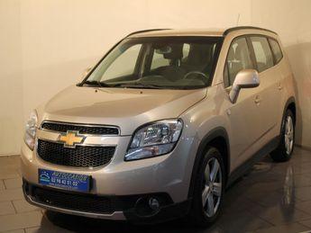 Voir détails -Chevrolet Orlando 2.0 VCDI 163 à Brest (29)