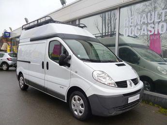 Voir détails -Renault Trafic FGN 2.0 DCI 115 L2H2 1200 KG CONFORT à Bayeux (14)