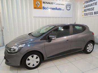 Voir détails -Renault Clio IV dCi 75 eco2 Expression à Concarneau (29)
