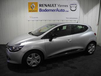 Voir détails -Renault Clio IV dCi 90 Energy eco2 Zen 90g à Vannes (56)