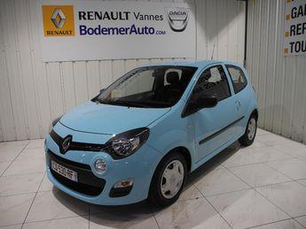 Voir détails -Renault Twingo II 1.2 LEV 16v 75 eco2 Authentique Euro  à Vannes (56)