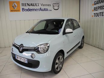 Voir détails -Renault Twingo III 1.0 SCe 70 eco2 Zen à Vannes (56)