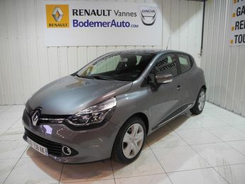 Voir détails -Renault Clio IV 1.2 16V 75 Zen à Vannes (56)