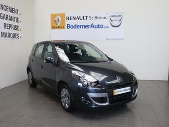 Voir détails -Renault Scenic III 1.6 16v BioEthanol eco2 Expression à Saint-Brieuc (22)