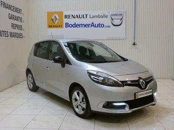 Voir détails -Renault Scenic III dCi 110 Limited à Lamballe (22)