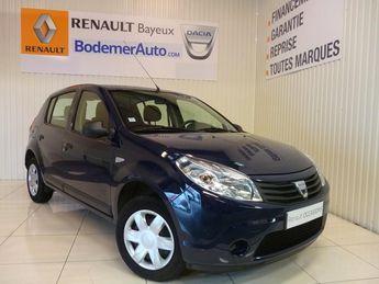 Voir détails -Dacia Sandero 1.2 16V 75 eco2 Ambiance à Bayeux (14)