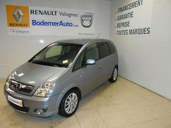 Voir détails -Opel Meriva 1.7 CDTI - 110 FAP Cosmo à Valognes (50)