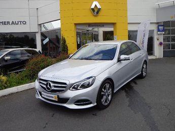 Voir détails -Mercedes Classe E 220 CDI Executive A à Coutances (50)