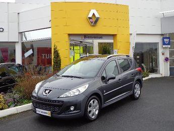 Voir détails -Peugeot 207 SW 1.6 HDi 112ch FAP Outdoor à Coutances (50)
