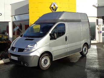 Voir détails -Renault Trafic FGN DCI 90 L1H2 1200 KG CONFORT EURO 5 à Coutances (50)