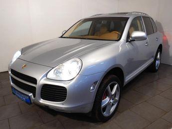 Voir détails -Porsche Cayenne TURBO V8 450 BVA6 à Brest (29)