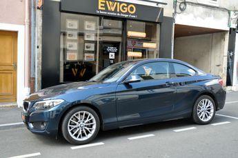 Voir détails -BMW Serie 2 220IA COUPE 184 LOUNGE BVA8 à Palaiseau (91)