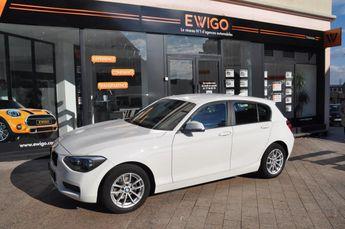 Voir détails -BMW Serie 1 118 D 143 LOUNGE 5P à Palaiseau (91)