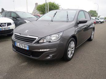 Voir détails -Peugeot 308 308 STYLE 1.6L BLUE HDI 120 CV à Crozon (29)