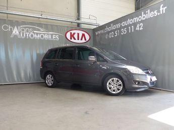 Voir détails -Opel Zafira 1.6 TWINPORT 115CH COSMO à Challans (85)