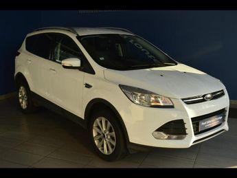 Voir détails -Ford Kuga 2.0 TDCi 150ch Stop&Start Titanium 4x4 P à Brest (29)