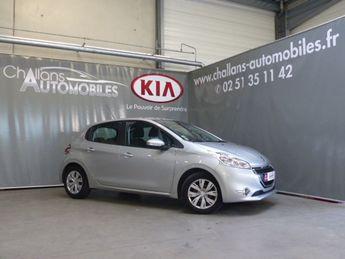Voir détails -Peugeot 208 1.4 HDI FAP BUSINESS 5P à Challans (85)