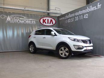 Voir détails -Kia Sportage 1.7 CRDI 115 ACTIVE SMARTDRIVE à Challans (85)