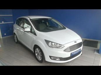 Voir détails -Ford C Max 1.5 TDCi 120ch Stop&Start Titanium Power à Brest (29)