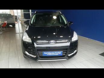 Voir détails -Ford Kuga 2.0 TDCi 140ch FAP Titanium à Brest (29)