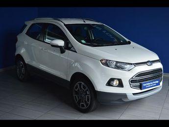 Voir détails -Ford Ecosport 1.0 EcoBoost 125ch Titanium à Brest (29)