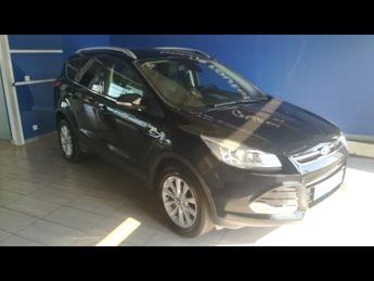 Voir détails -Ford Kuga 2.0 TDCi 150ch Titanium à Brest (29)