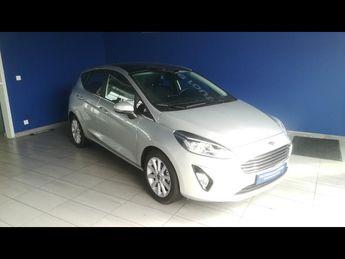 Voir détails -Ford Fiesta 1.0 EcoBoost 125ch Stop&Start B&O Play F à Brest (29)