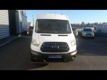 Voir détails -Ford Transit T330 L3H2 2.2 TDCi 125ch Trend à Brest (29)
