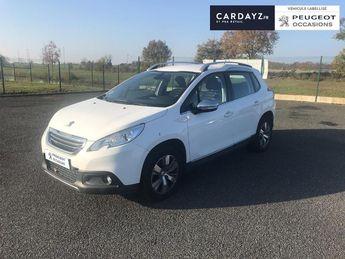 Voir détails -Peugeot 2008 1.6 e-HDi92 FAP Allure à Orvault (44)