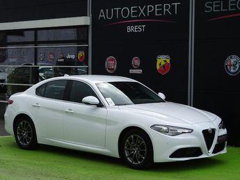 Voir détails -Alfa romeo Giulia 2.2 JTD 150ch Super AT8 à Brest (29)
