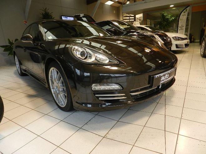 Porsche Panamera (970) DIESEL 250CH GRIS METAL de 2013