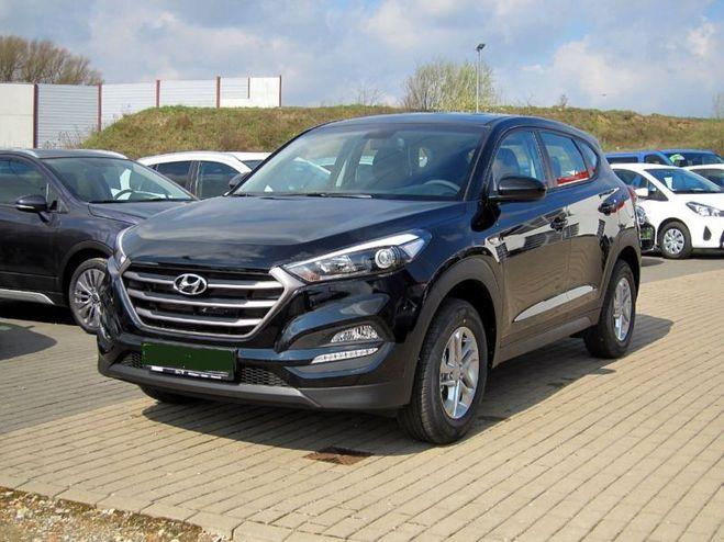 Hyundai Tucson 1.6 GDI 132 TREND 2WD NOIR de 2016