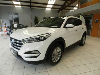 Voir détails -Hyundai Tucson (UE) 1.7 CRDI 115 BUSINESS 2WD à Quimper (29)