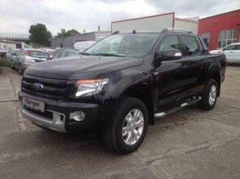 Voir détails -Ford Ranger 3.2 TDCI 200 DOUBLE CABINE WILDTRAK 4X4  à Quimper (29)