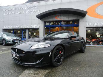 Voir détails -Jaguar XK 5.0 V8 SURALIMENTE à Quimper (29)