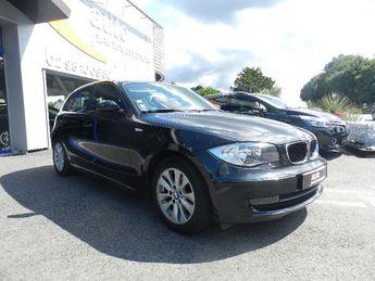 Voir détails -BMW Serie 1 118D CONFORT 5 PORTES à Quimper (29)