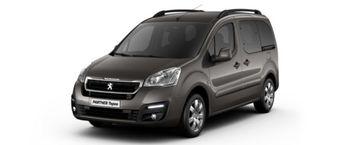 Voir détails -Peugeot Partner 1.6 BLUEHDI 100CH ALLURE à Quimper (29)