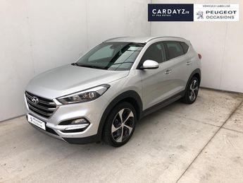 Voir détails -Hyundai Tucson 1.7 CRDI 115ch S Edition 2WD à Orvault (44)